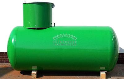 Автономное газоснабжение на базе газгольдера