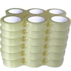 прозрачный упаковочный скотч
