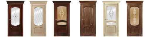 межкомнатные двери компании Стендор