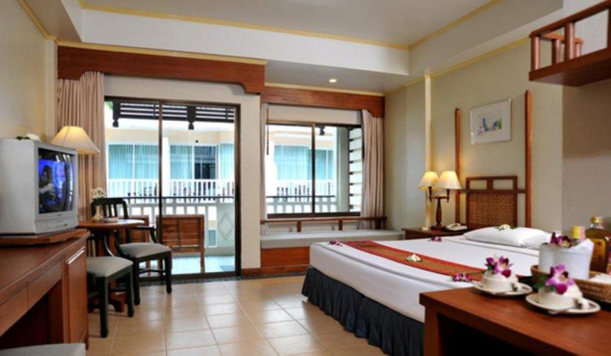 отель в тайском стиле